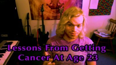 Lessons From Getting Cancer at Age 23